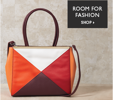 Room for Fashion  - Shop Satchels Featuring Colorblock Satchel