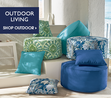Outdoor Living - Shop Outdoor Featuring Pouf
