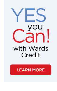 Yes You Can With Wards Credit