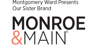 Montgomery Ward Presents Our Sister Brand, Monroe and Main - Style Has No Size