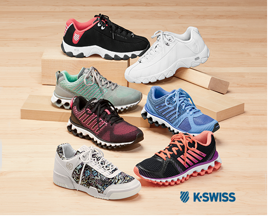 Shop Womens Shoes Featuring K Swiss Brand