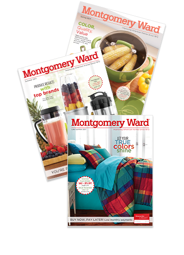 Montgomery Wards Catalog Request