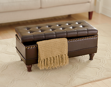 Shop Benches, featuring Tufted Nailhead Storage Bench