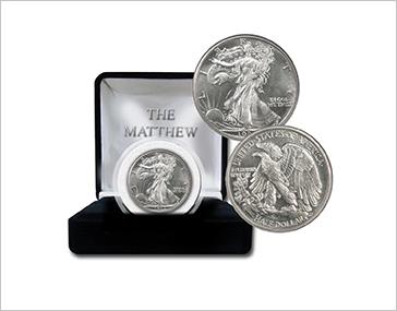 Shop Collectibles, featuring Walking Liberty Silver Half Dollar