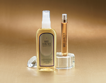 Shop Fragrances, featuring 2-Piece White Diamond Set For Women by Elizabeth Taylor