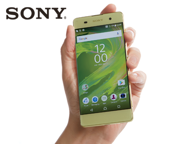 """Shop Cell Phones & Accessories, Featuring 5"""" Xperia 4G Unlocked Smartphone by Sony"""