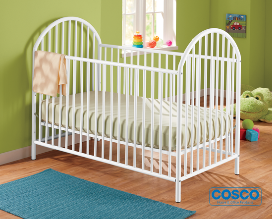 Shop Kids' Furniture, Featuring Prism Metal Crib by Cosco