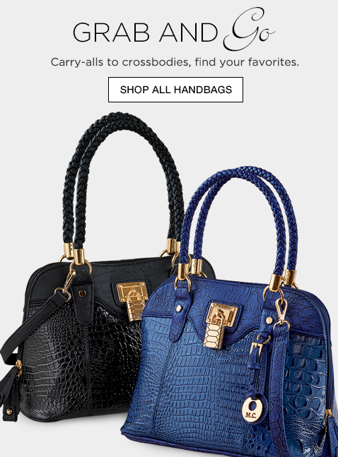 Grab And Go  - Carry-Alls To Crossbodys, Find Your Favorites.  - Shop All Handbags, Featuring Lucy Braided Bag