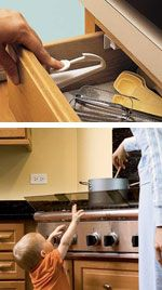 stove top safety guard