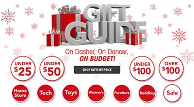 gift guide on dasher on dancer on budget fill your sleigh without emptying