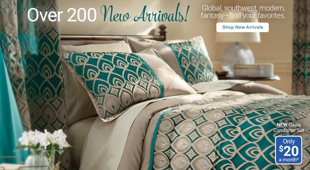Over 200 New Arrivals! Global, southwest, modern, fantasy—find your favorites
