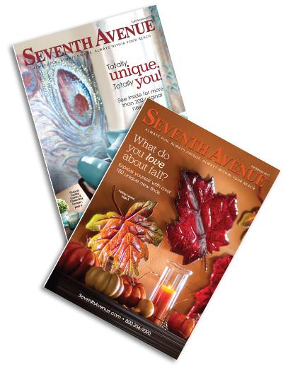 Seventh Avenue Catalogs