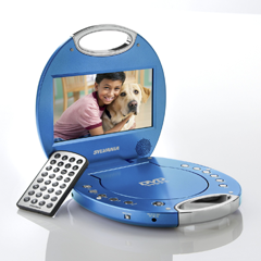 Portable DVD Player by Sylvania - Shop TV and Video