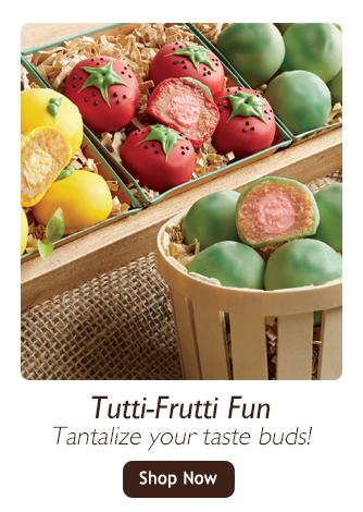 Tutti-Frutti Fun-Tantalize your taste buds!-