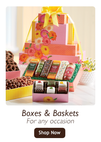 Boxes & Baskets-For any occasion-