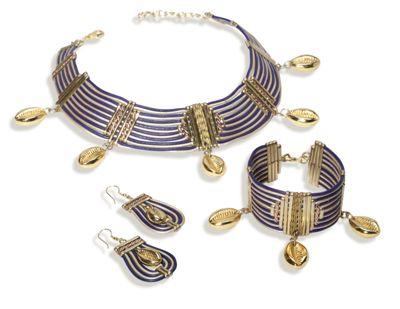 Goddess Jewelry Set