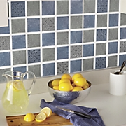 Self-Stick Solid Backsplash Tiles