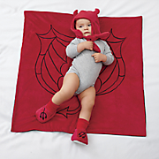 4-Piece Personalized My Li'L Devil Set