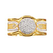 3-Piece Round Diamond Bridal Set