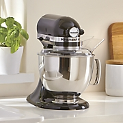 artisan stand mixer with bonus flex edge beater by kitchenaid