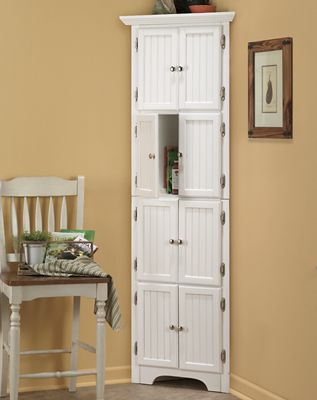 white corner cabinet 8 door corner cabinet from country door n8750109 28545