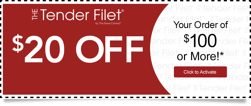 Tender Filet Coupons Online Promo Codes Tender Filet