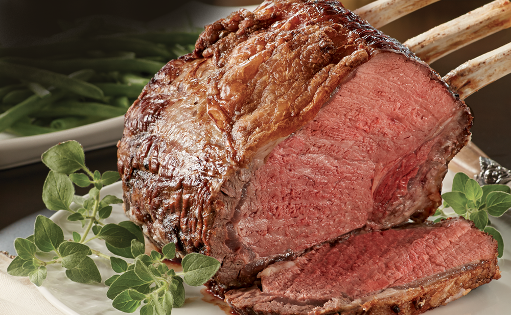The More Elegant Easter Roast Pull out the stops with a premium aged rib roast! Shop Prime Rib