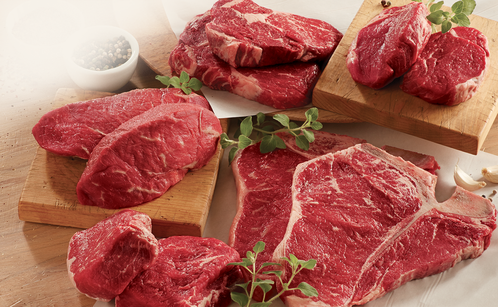 Memorial Day Grilling Celebrate in style with an assortment of premium aged steaks! Shop Assortments