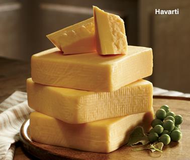 Creamy, Buttery Cheese- Shop Havarti