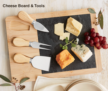 Shop Cheese Boards & Tools