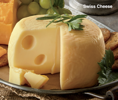 Mild, Buttery, Sweet - Shop Baby Swiss