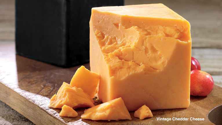 Vintage Cheddar Cheese - Shop Artisanal Cheesse