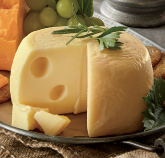 Shop Swiss Cheese, featuring Baby Buttery Swiss